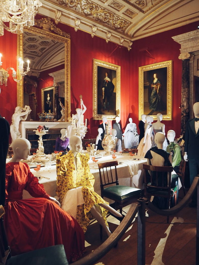 Chatsworth House House Style exhibition