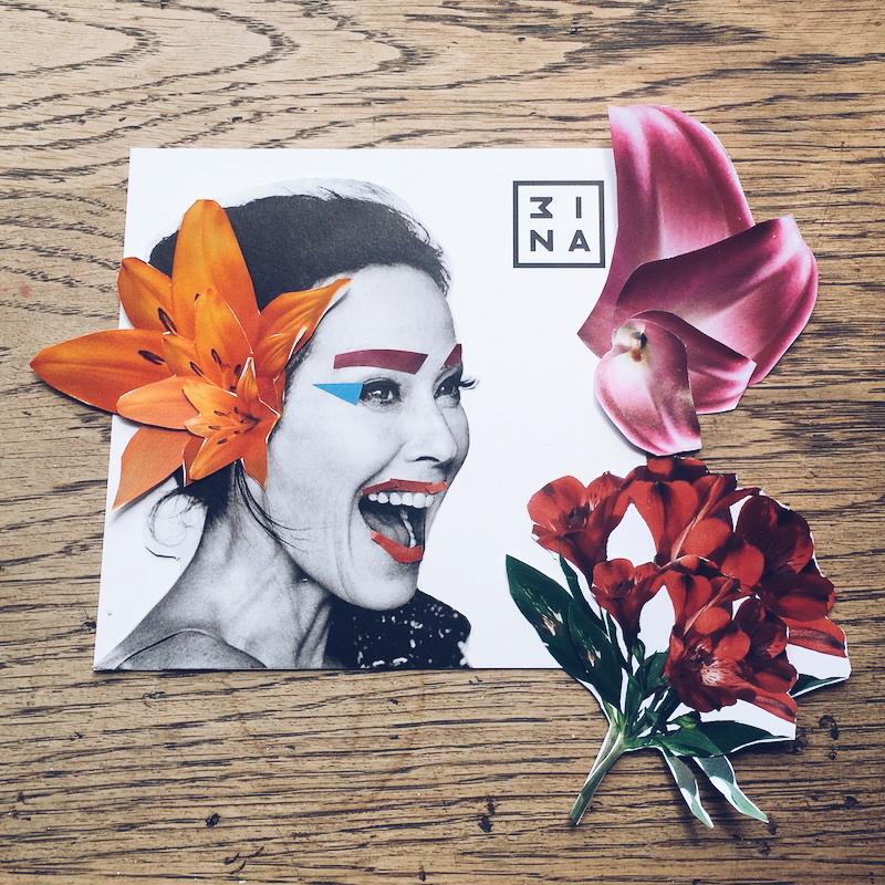 3INA Make-up workshop