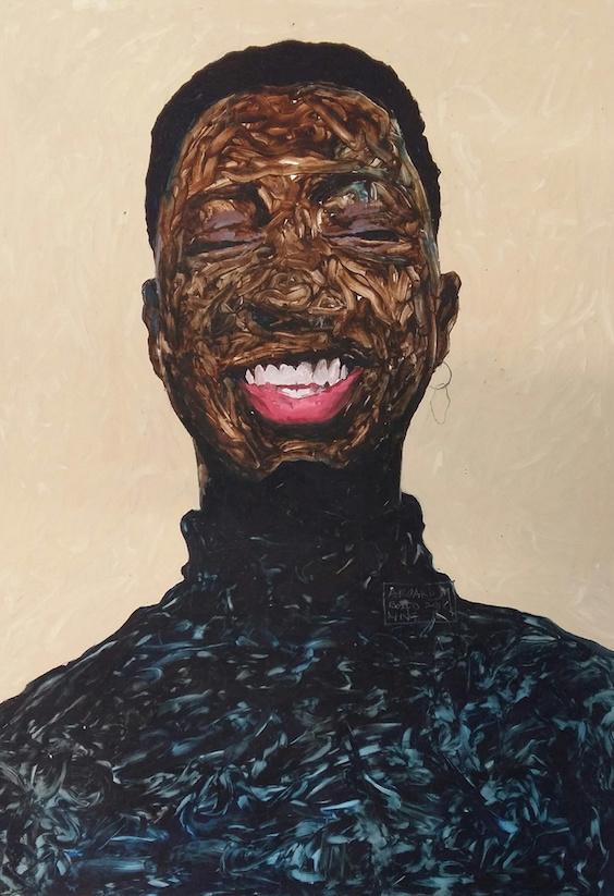 Black Diaspora Amoako Boafo