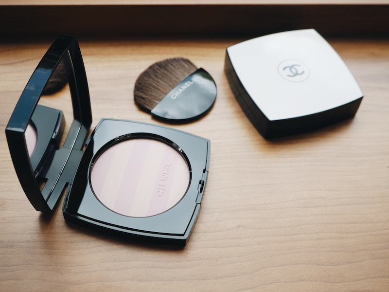 Chanel Les Beiges 2015 collection Mariniere striped compact n