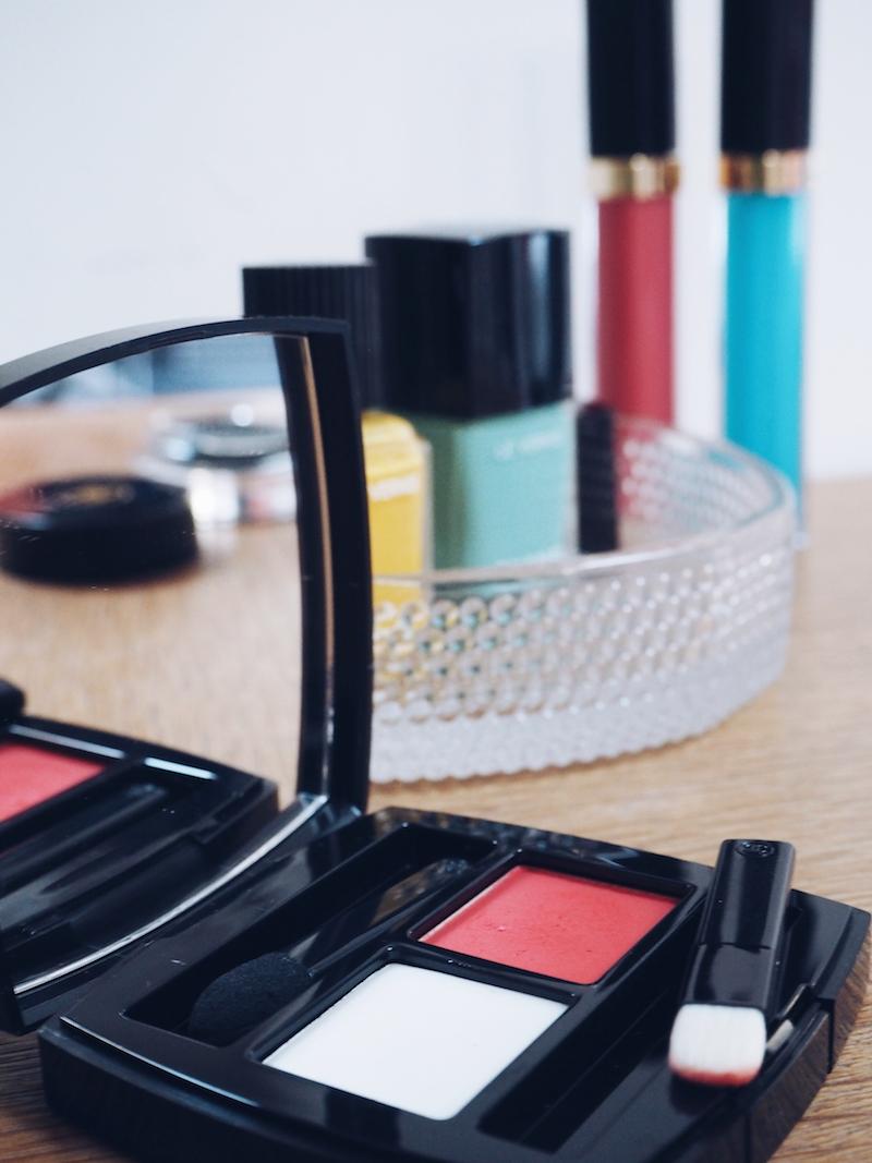 Chanel Neapolis New City SS18 Poudre a Levres lip duo lip powder