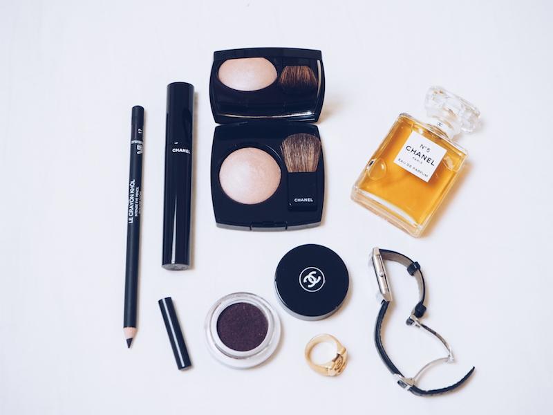 Chanel Rouge Noir limited edition Makeup