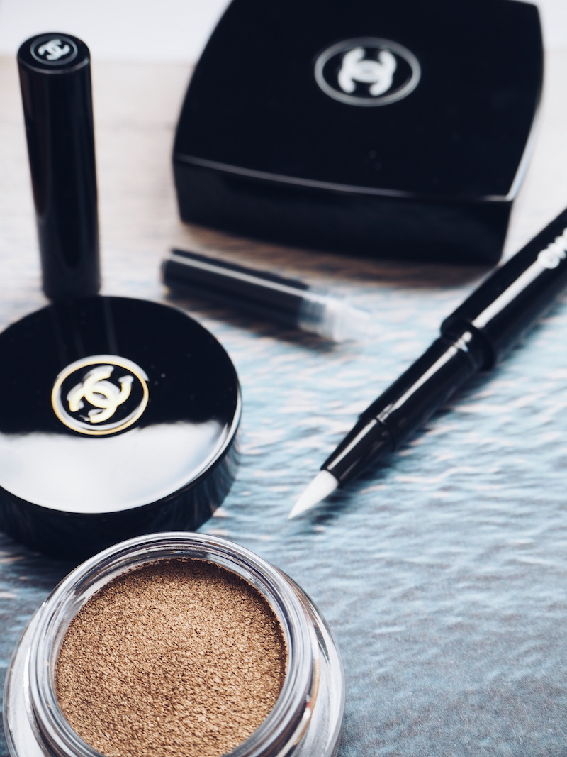 Chanel Travel Diary beauty fall winter 2017. Ombre Premiere Creme in Memory