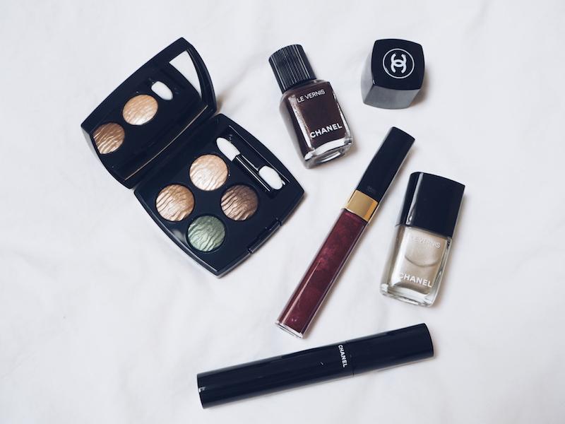 Chanel Exclusive Creation Empriente Du Desert eye quad 2016