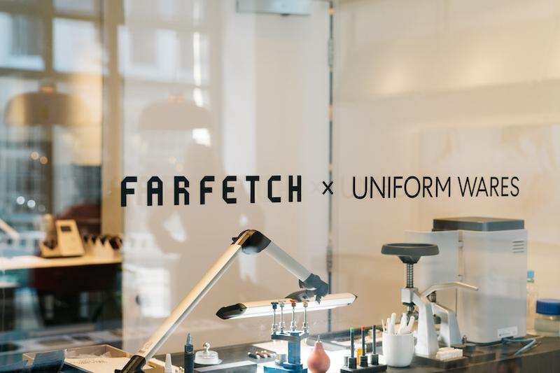 Farfetch Uniform Wares Disneyrollergirl by Joe Harper