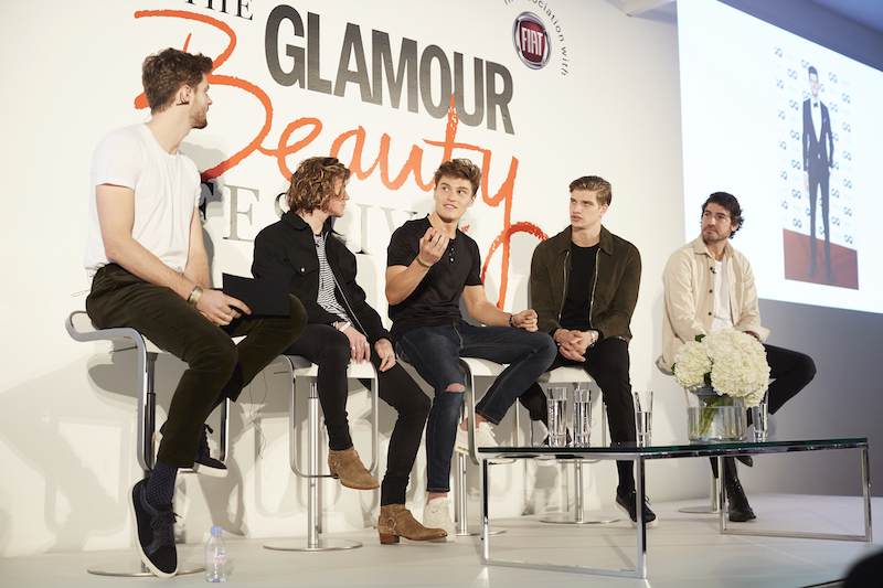 Glamour Beauty Festival - Jim Chapman Talk by Shaun James Cox