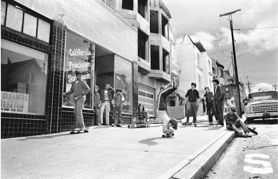 Hugh Holand - Ninth Avenue Locals, San Francisco CA 1977