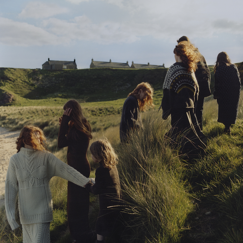 Pringle of Scotland Aw16 campaign by Harley Weir