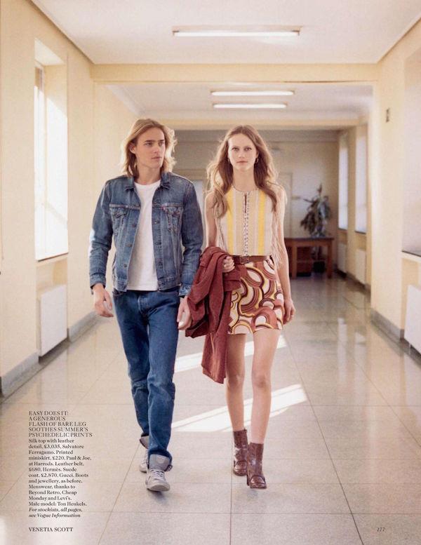 3 Vogue June 15 Venetia Scott Bay Garnett