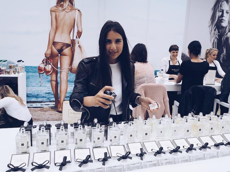 Vogue festival 2016 Jo Malone perfume bar