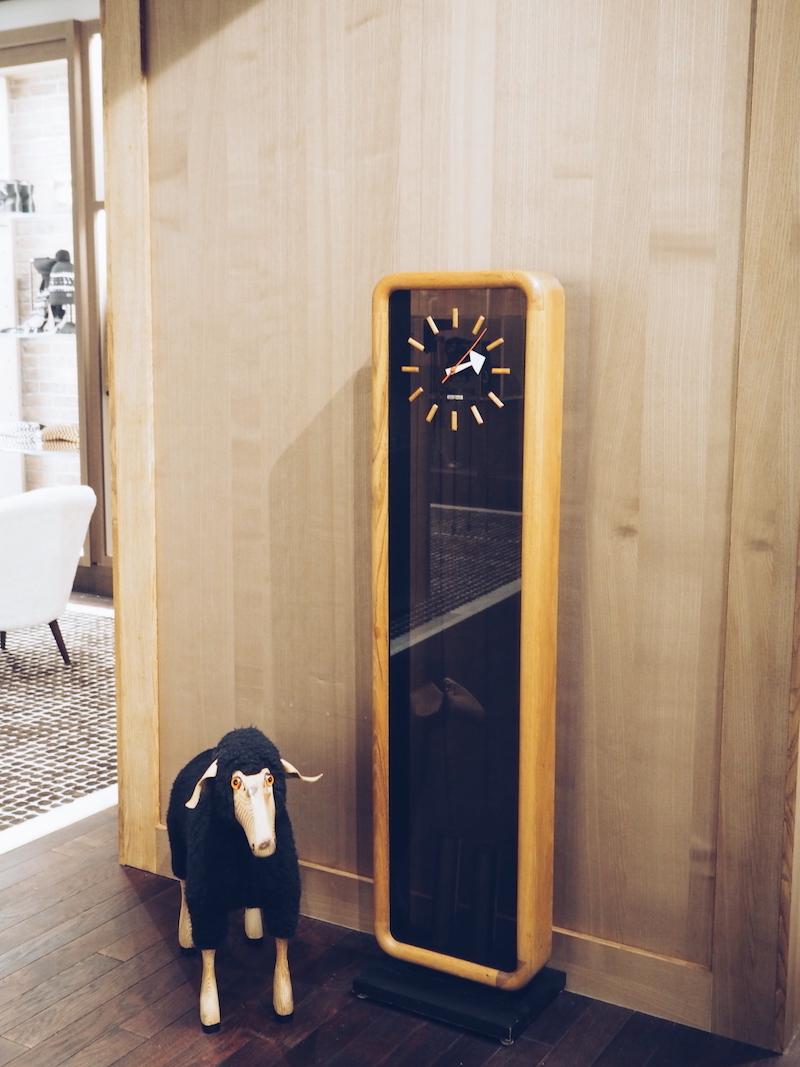 Coach House Regent Street vintage George Nelson clock