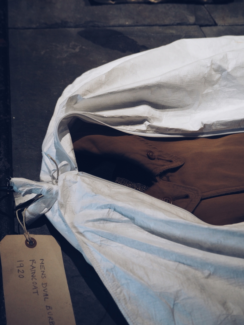 Burberry Makers House archive piece
