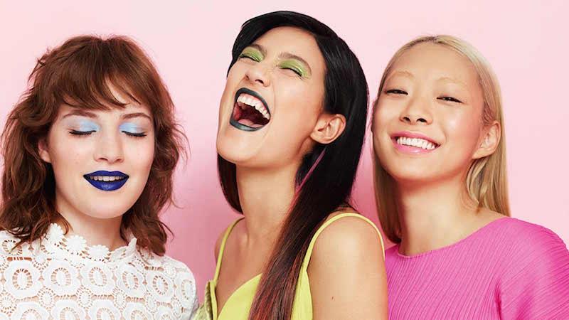Future beauty trends 3INA beauty concept