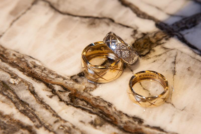 Chanel Coco Crush rings