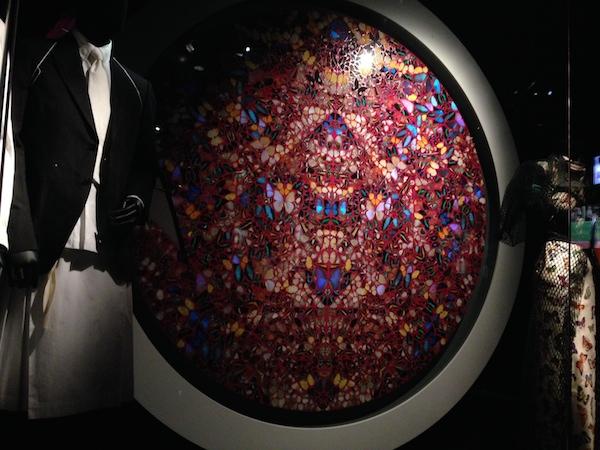4 Damien-Hirst-Rapture-butterfly-panel-Dries-Van-Noten-Inspirations-exhibition-Disneyrollergirl