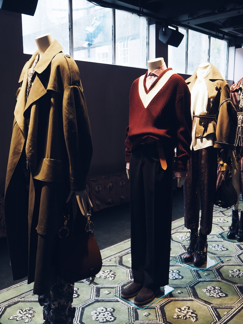 Burberry September Collection Makers House