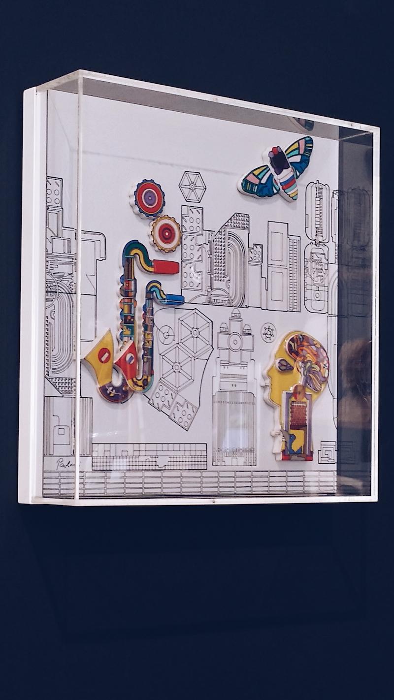 Eduardo Paolozzi by Emma Paolozzi Paul Smith Albemarle Street