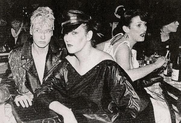 IAIN R WEBB and FIONA DEALEY c.1979