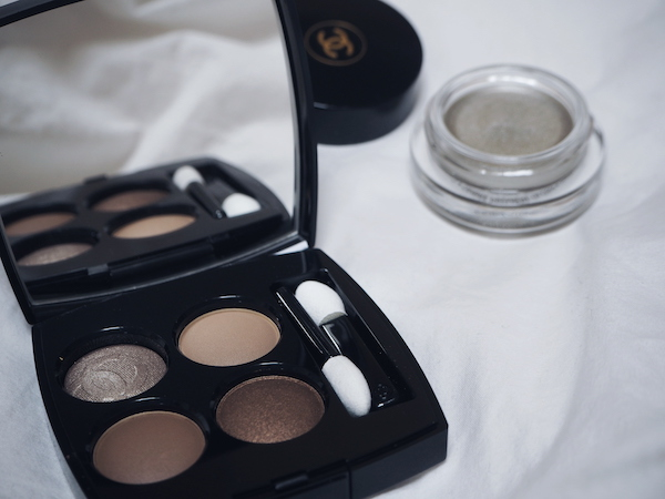 Creation Exclusive Les 4 Ombres eyeshadow quad in Lumiere Naturelles