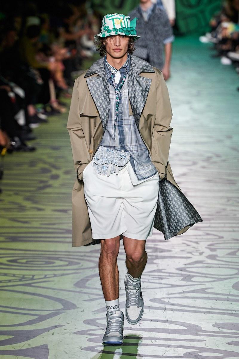 Dior men's pre-fall 2020 Vogue Runway