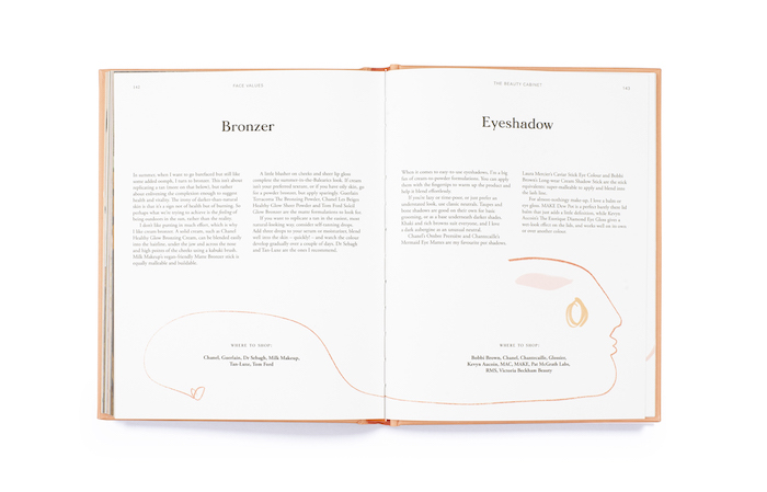 Face Values book with artwork by Shira Barzilay aka Koketit