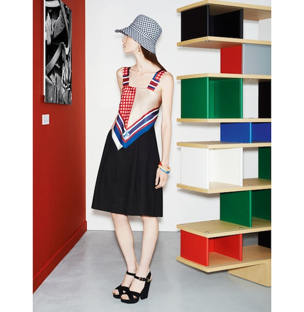 6 Louis-Vuitton-SS14-Icons-influenced-by-Charlotte-Perriand 600