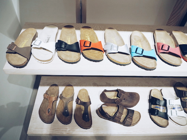 Natural Shoe Store Birkenstock
