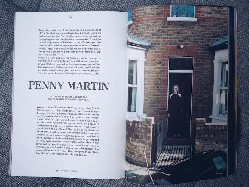 Penny Martin Apartamento issue 19