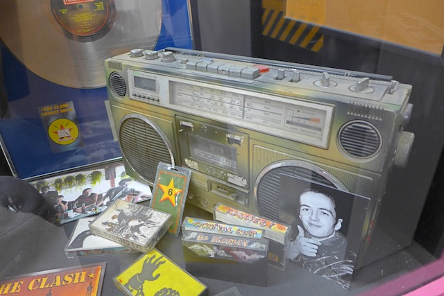 6 The Clash Pop-Up