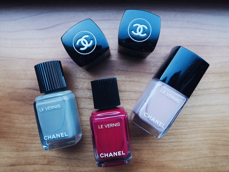 Chanel Le Vernis new formula nail colour