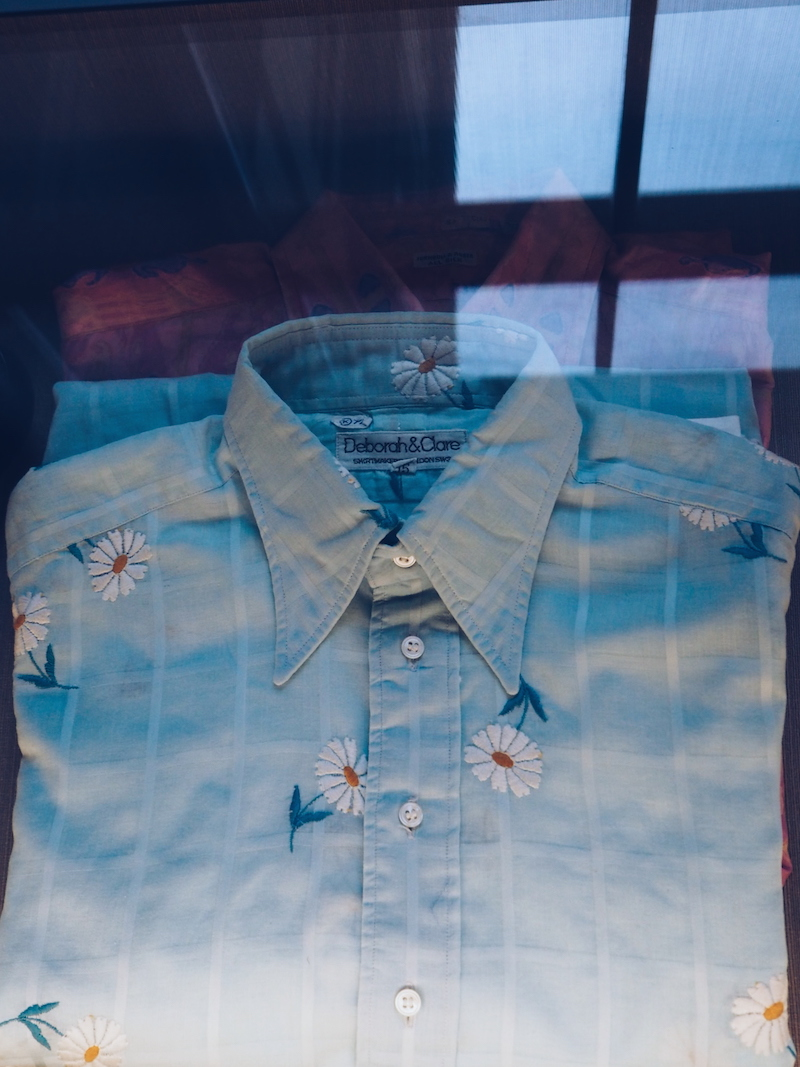 Chatsworth House House Style Debo the Duchess of Devonshire's shirts