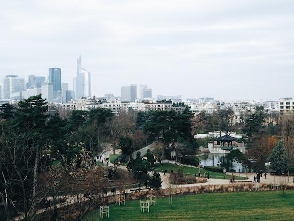 Fondation louis vuitton jardin d,acclimatation bois de boulogne