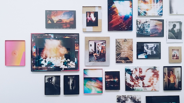 Gareth O'Connell CLOSE YOUR EYES at We Want More at The Photographers' Gallery