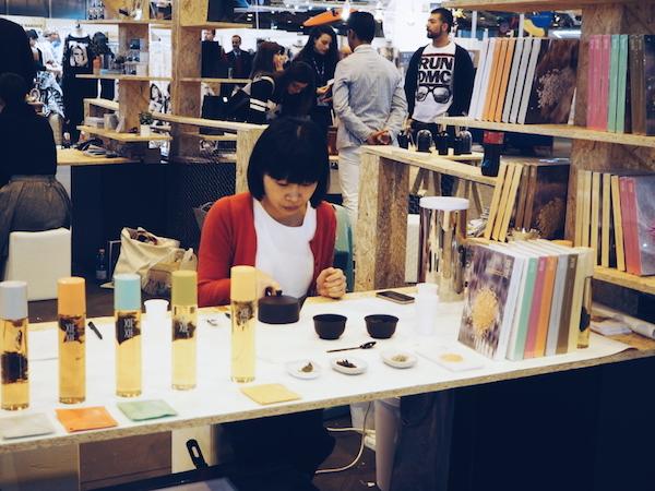 Who's Next xie xie artisan tea