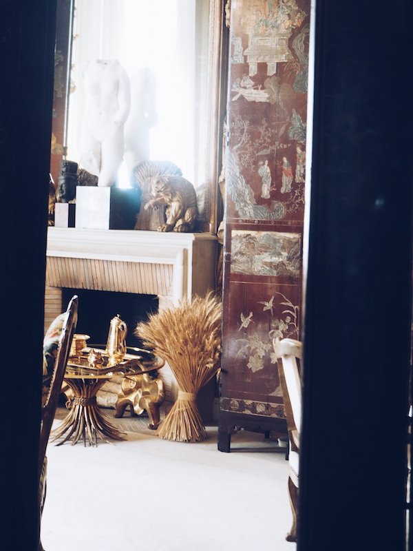 A tour inside the Chanel apartment Rue Cambon