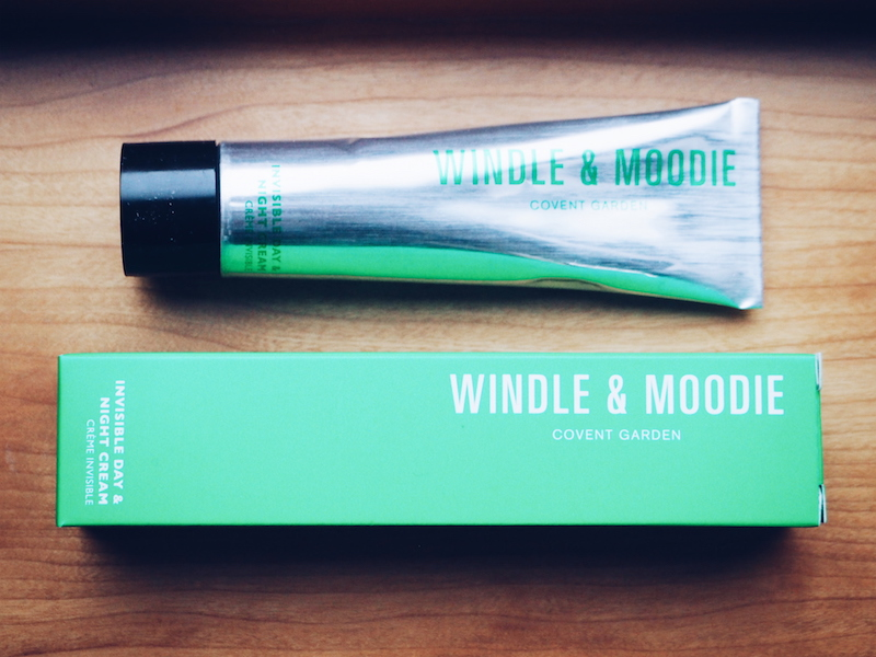 Glossybox Wendy Rowe Windle and Moodle Invisible day and night cream for hair
