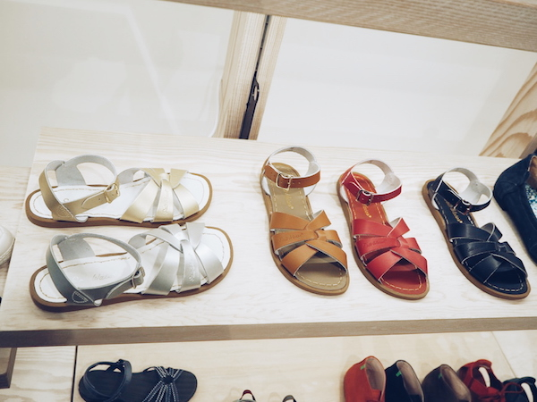 Natural Shoe Store Salt Water