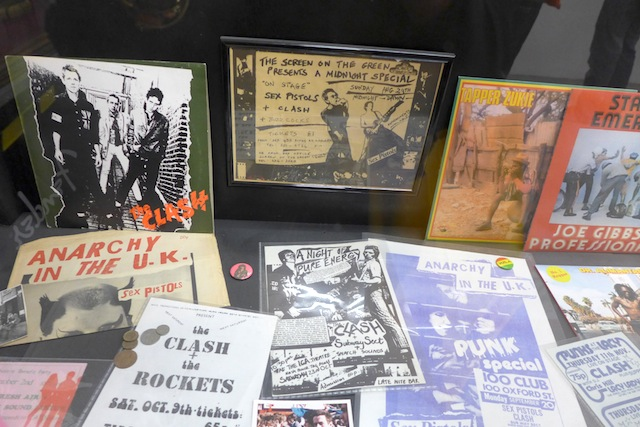 8 The Clash Pop-Up