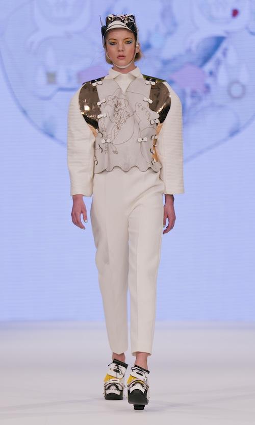 H&M Design Award 2013 - Winner's show