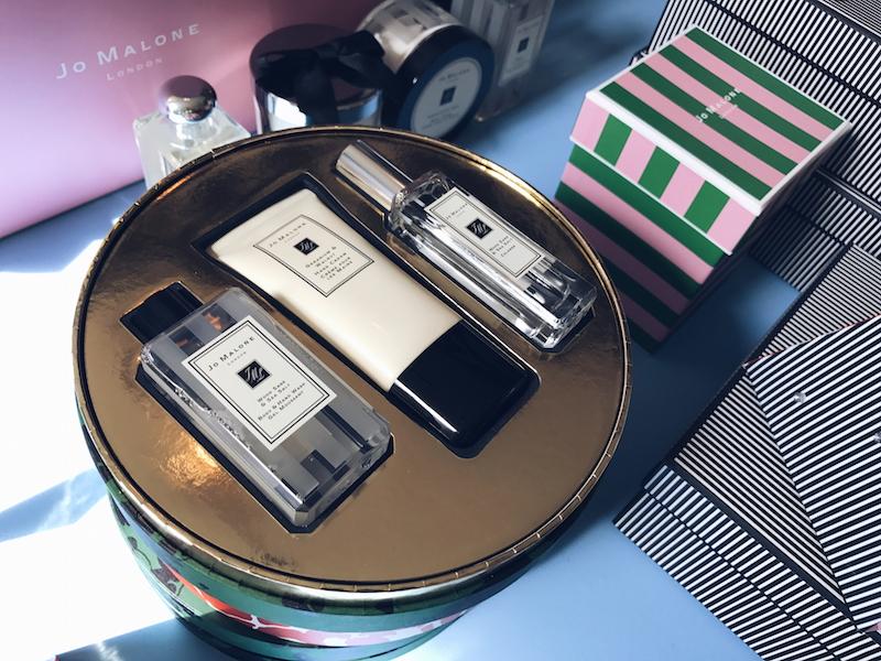 Jo Malone Christmas 2017 - A festive Affair gift set £80