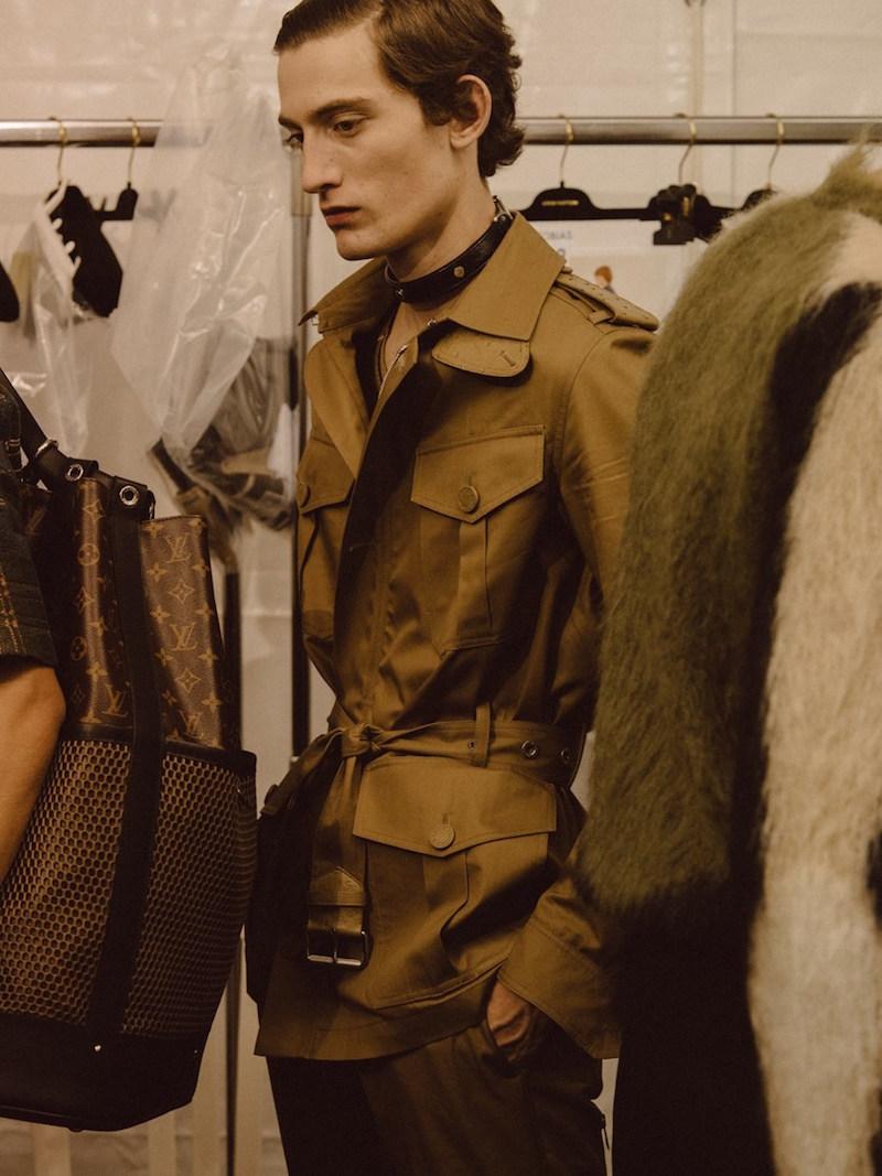 9 Louis Vuitton ss17 by Chloe Le Drezen for Dazed 5