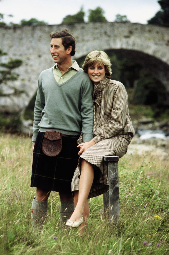 Princess Diana casual old money aesthetic