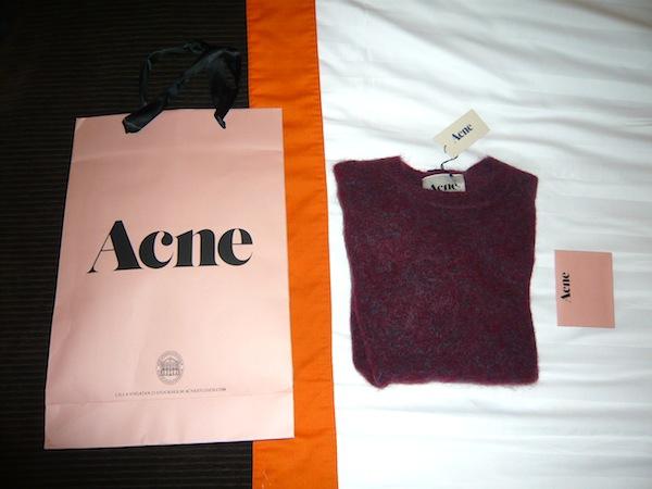 Acne-jumper
