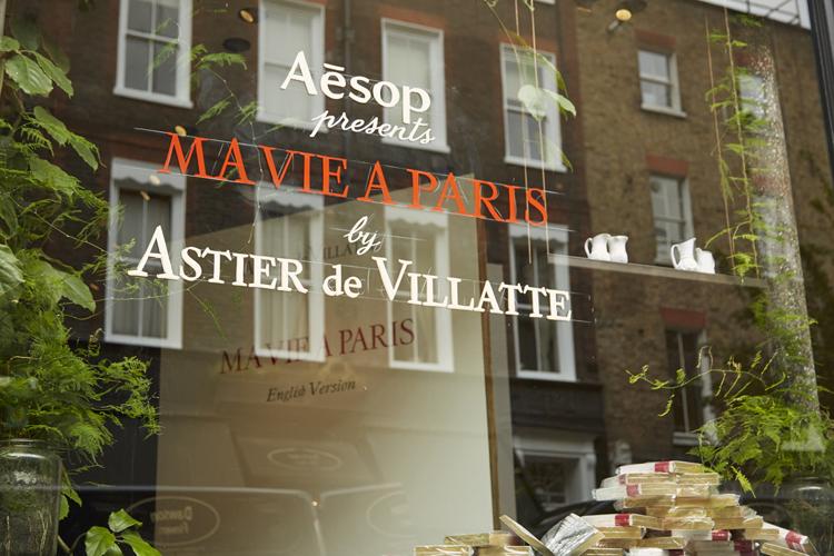 Aesop Astier de Villate book
