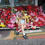 Just dropped: Agyness Deyn for Dr Martens SS13