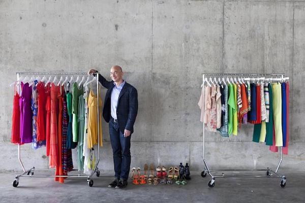 Amazon Prime Wardrobe Jeff Bezos