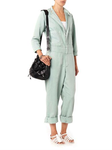 Aries-boiler-suit-Matches-mint-green 2