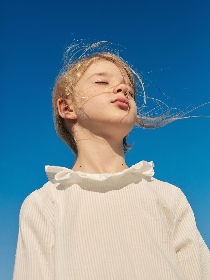 Arket children blouses