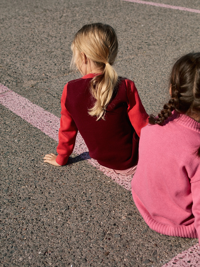 Arket children knitwear