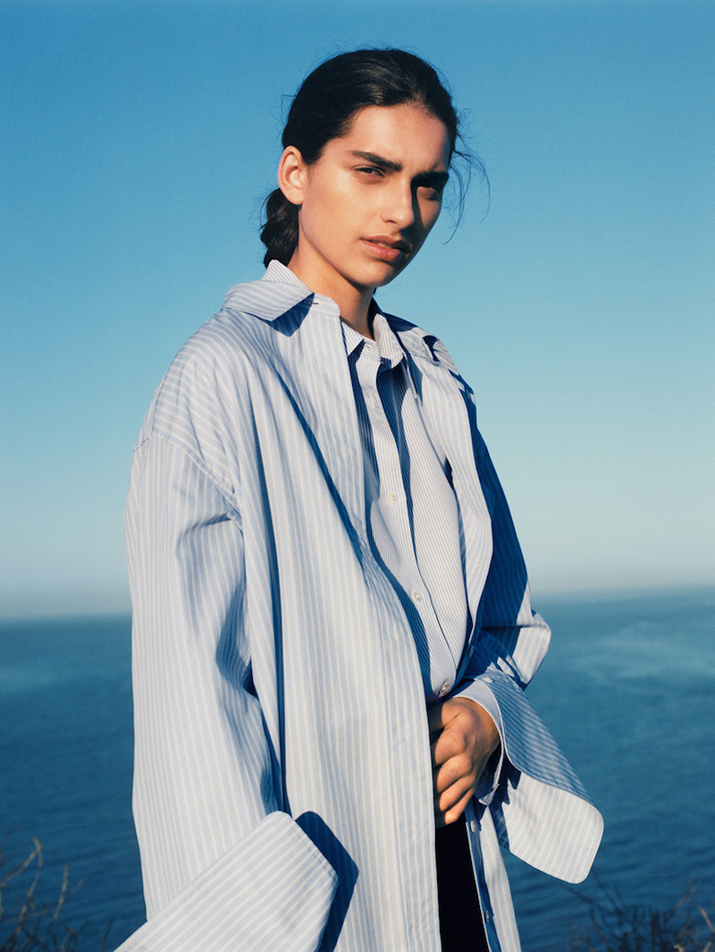 Arket womenswear shirts